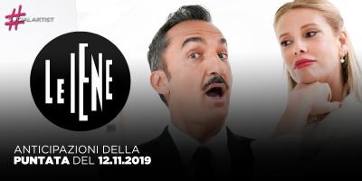 Le Iene, anticipazioni della puntata del 12 Novembre 2019
