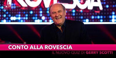Conto alla Rovescia, il nuovo quiz condotto da Gerry Scotti