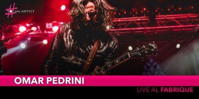"""Omar Pedrini, il 2 dicembre live al Fabrique di Milano con """"Timoria – Viaggio senza vento"""""""