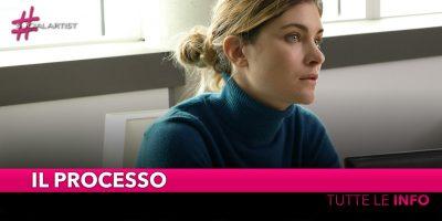 Il Processo, da venerdì 29 novembre in prima serata su Canale 5