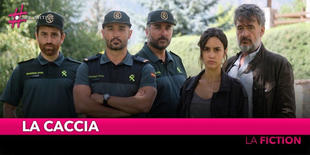 La Caccia. Monteperdido, da domenica 10 novembre in prima serata Canale 5