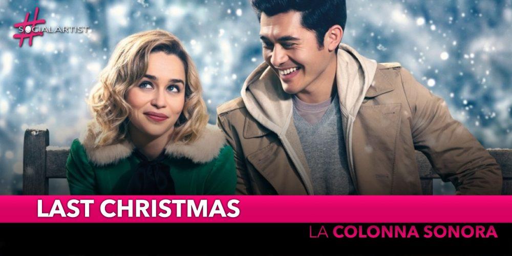 Last Christmas, da venerdì 8 novembre la colonna sonora del film