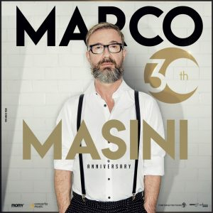 Marco Masini Tour 2020