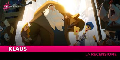 Klaus, la recensione del primo film animato di Netflix
