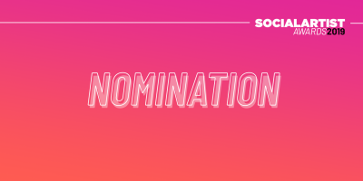 Social Artist Awards 2019, ecco tutte le categorie e le nomination
