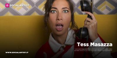 """Tess Masazza, le date del """"Insopportabilmente donna – Live a Teatro 2021"""""""