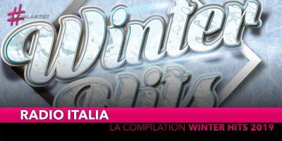 """Radio Italia, dal 15 novembre la nuova compilation """"Radio Italia Winter Hits 2019"""""""