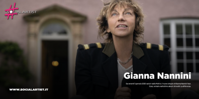 "Gianna Nannini, dal 3 gennaio il nuovo singolo ""Motivo"" feat. Coez"