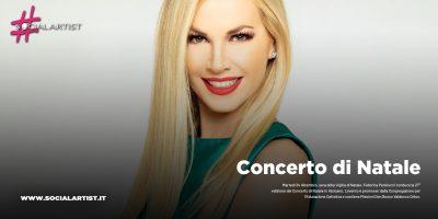 Concerto di Natale in Vaticano, in onda martedì 24 dicembre su Canale 5