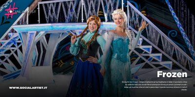 Frozen – Il Regno di Ghiaccio, lo show arriva finalmente in Italia