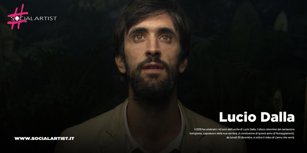 """Lucio Dalla, dal 30 dicembre il videoclip di """"L'anno che verrà"""""""