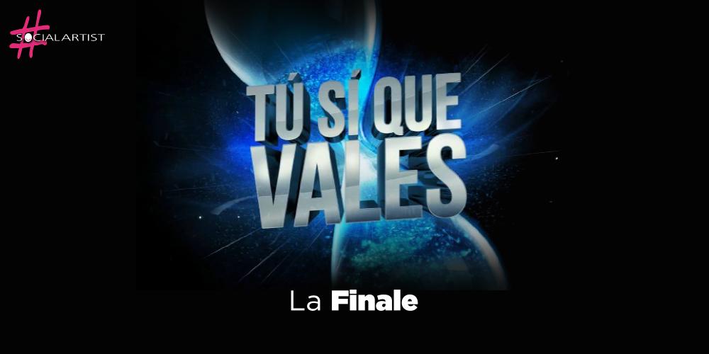 Tu si que Vales, la finale in onda il 14 dicembre su Canale 5