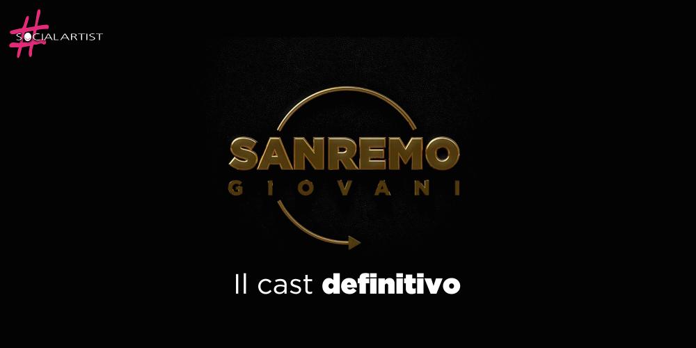 """Sanremo Giovani, i nomi delle otto nuove proposte del """"Festival di Sanremo 2020"""""""