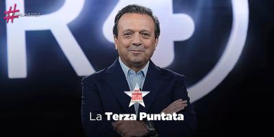 #CR4 – La Repubblica delle Donne, la terza puntata in onda l'11 dicembre