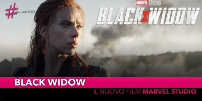 "Marvel Studios, dal 29 aprile 2020 nei cinema ""Black Widow"""