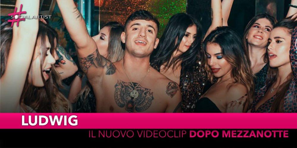 """Ludwig, dal 12 dicembre il nuovo videoclip """"Dopo Mezzanotte"""""""