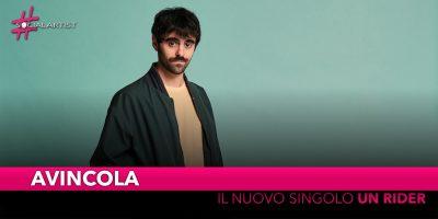 """Avincola, tra i finalisti di Sanremo Giovani con il brano """"Un Rider"""""""