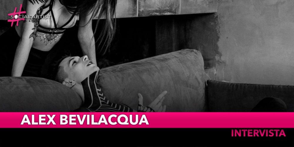 """INTERVISTA AleX Bevilacqua: """"Nasco poeta, nel cammino divento un essere musicale, poi incrocio le due storie ed eccomi qui"""""""