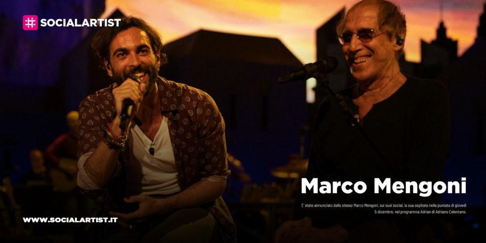 Adrian, Marco Mengoni ospite della puntata finale