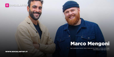 Marco Mengoni ospite al live milanese di Tom Walker!