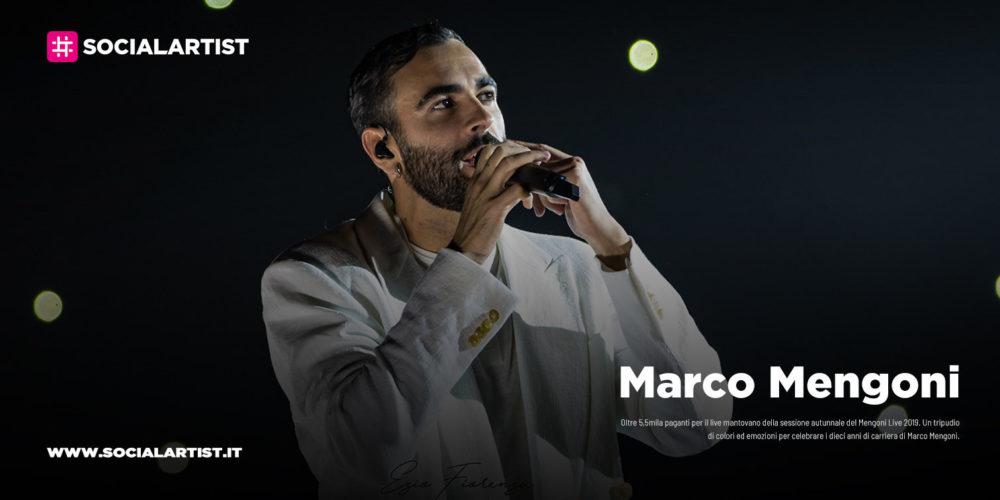 Marco Mengoni, un tour che insegna il rispetto per il prossimo!