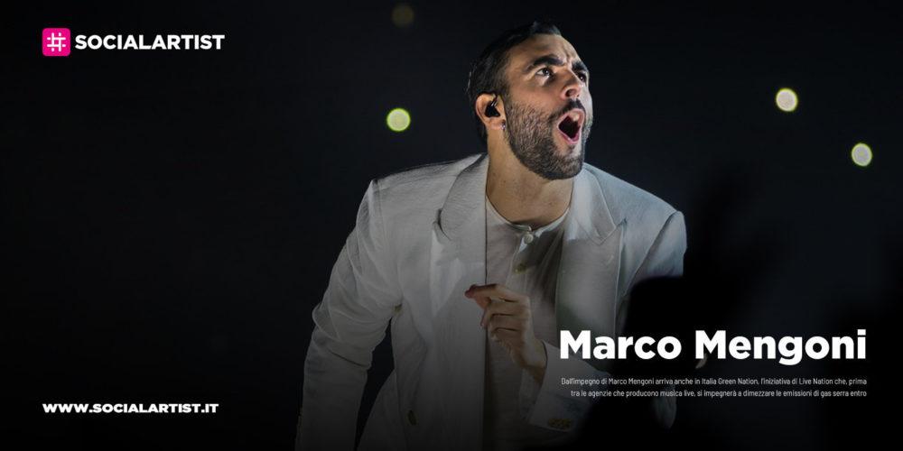 "Marco Mengoni, tre date SOLD OUT al Mediolanum Forum per il ""Mengoni Live 2019"""