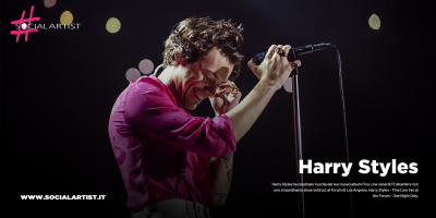 Harry Styles, le foto dell'evento speciale a Los Angeles