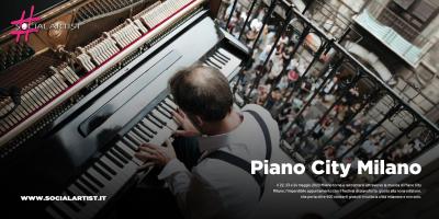 Piano City Milano, aperte le iscrizioni per il 22, 23 e 24 maggio 2020