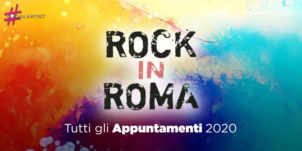 Rock in Roma 2020, tutti gli eventi della nuova edizione
