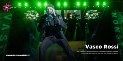 """Vasco Rossi, lunedì 30 dicembre in prima serata su Canale 5 """"Vasco NONSTOP Live 018+019"""""""