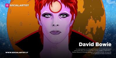 Panini Comics, disponibile dal 10 gennaio la graphic novel dedicata a David Bowie