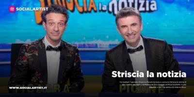 Striscia la notizia, dal 7 gennaio tornano alla conduzione Ficarra e Picone