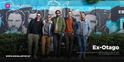 Ex-Otago, Genova gli dedica un murales di Chekos