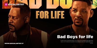 Bad Boys for life, da venerdì 17 gennaio la colonna sonora
