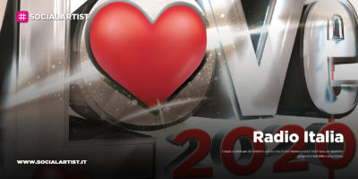 "Radio Italia, dal 17 gennaio la nuova compilation ""Love 2020"""