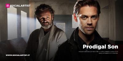 "Premium CRIME, dal 20 gennaio in prima visione assoluta ""Prodigal Son"""