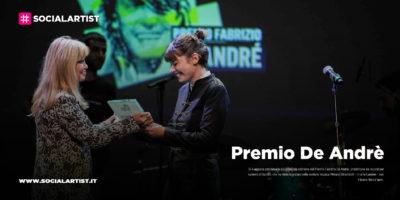 Premio De Andrè, Lamine è la vincitrice della diciottesima edizione