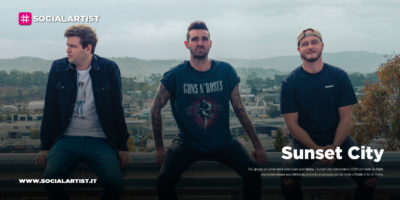 "Sunset City, la band australiana presenta ""Feels So Right"""
