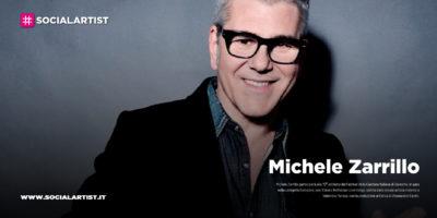 """Michele Zarrillo, in gara al Festival di Sanremo con il brano """"Nell'estasi o nel fango"""""""