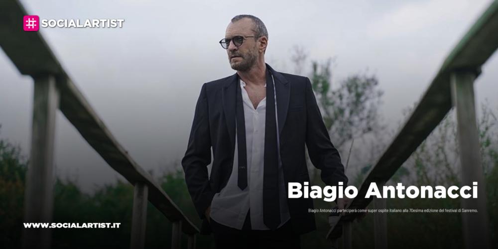 Sanremo 2020, Biagio Antonacci super ospite italiano sabato 8 febbraio