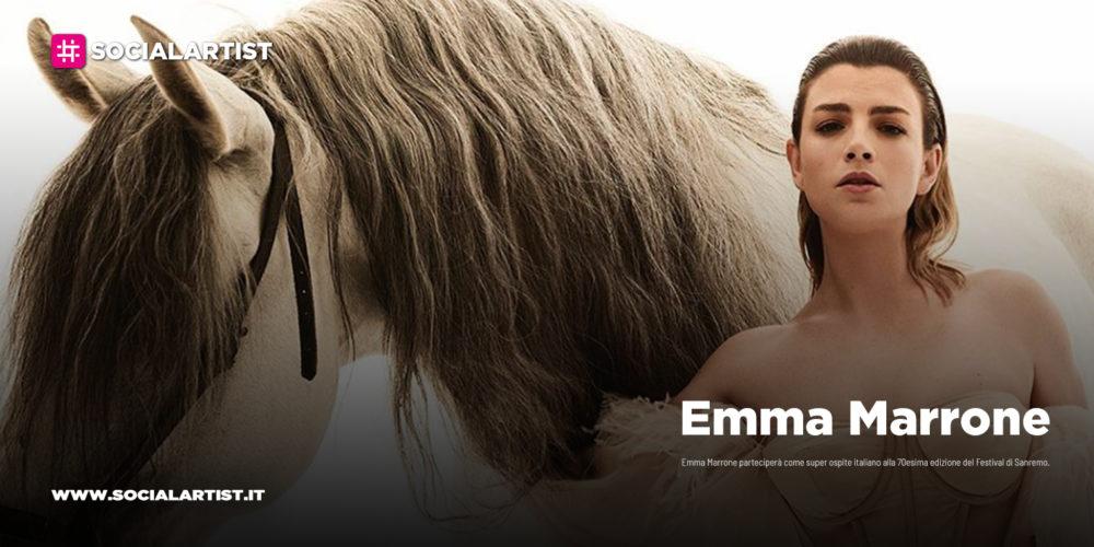 Sanremo 2020, Emma Marrone super ospite italiano martedì 4 febbraio