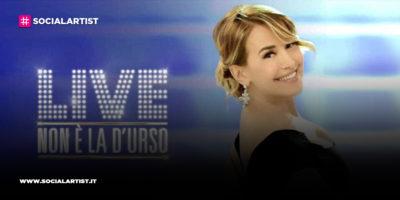 Live – Non è la D'Urso, anticipazioni della puntata del 9 febbraio