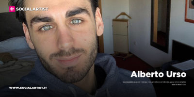 """Alberto Urso, dal 7 febbraio la special edition """"Il Sole ad Est (Sanremo Edition)"""""""