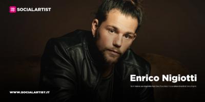 """Enrico Nigiotti, dal 21 agosto il nuovo singolo """"Para El Sol"""""""