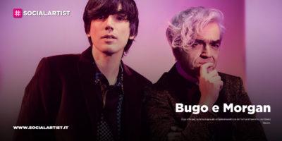 """Bugo e Morgan, in gara al Festival di Sanremo con il brano """"Sincero"""""""