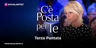 C'è Posta per Te, la terza puntata in onda sabato 25 gennaio
