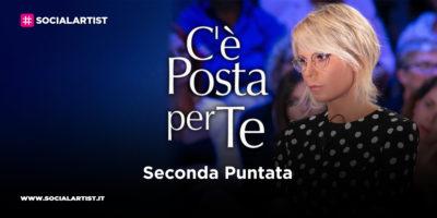 C'è Posta per Te, la seconda puntata in onda sabato 18 gennaio