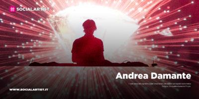 Andrea Damante, calcherà il prestigioso palco del Tomorrowland
