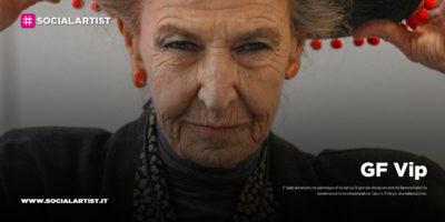 GFVip, Barbara Alberti abbandona la casa