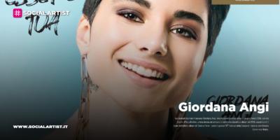 """Giordana Angi, dal 7 febbraio il nuovo album """"Voglio essere tua"""" (Sanremo Edition)"""